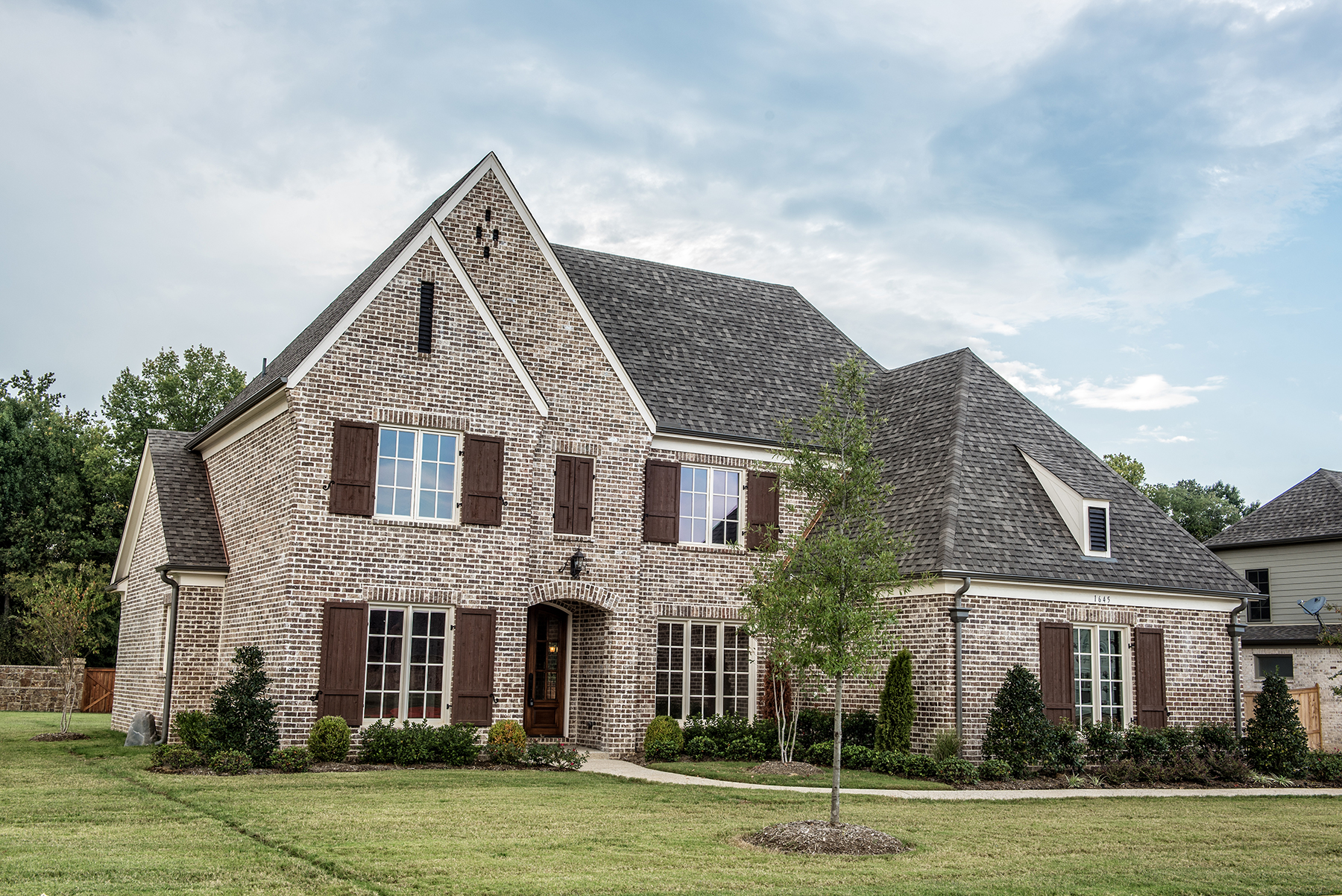 Sklar Homes custom homes Collierville