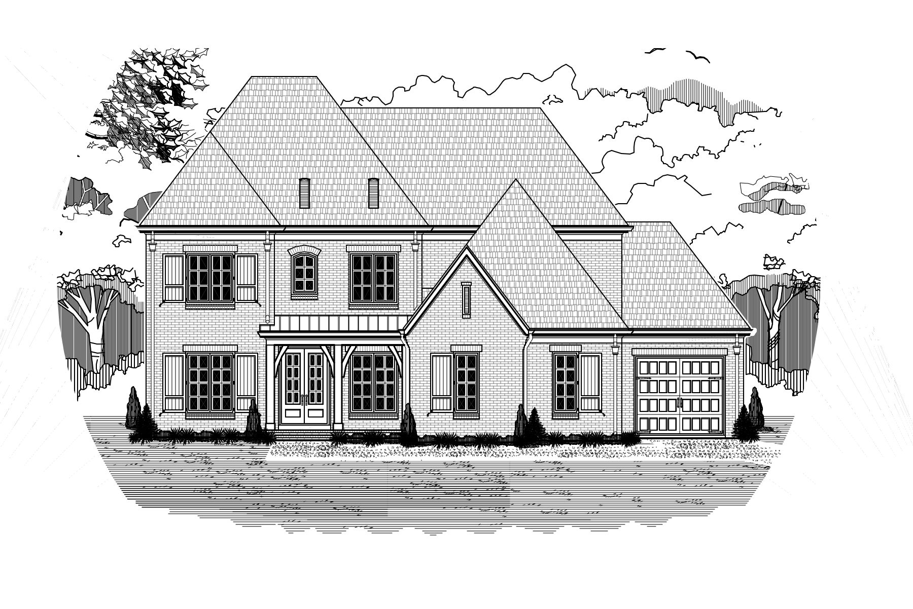 New Home Glenwood Plan