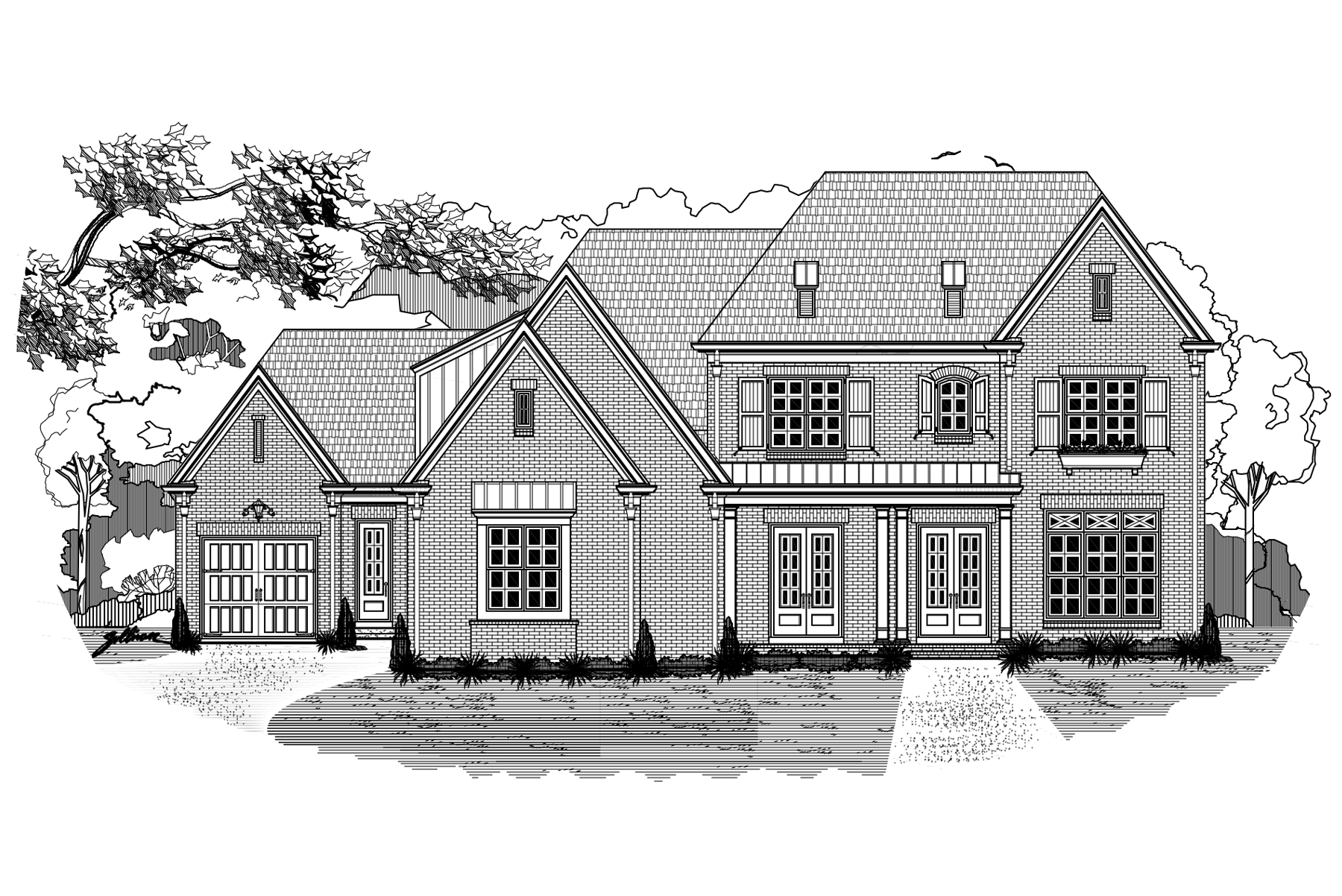 Keatswood New Home Plan